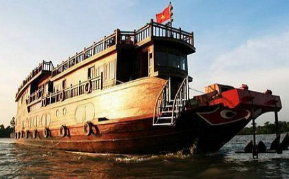 Cai Be - Can Tho by Mekong Eyes Cruise