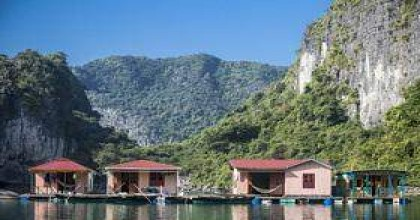 Fishing Villages in Halong Bay