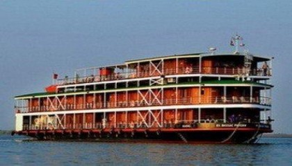 The Irrawaddy River by Pandaw Cruise