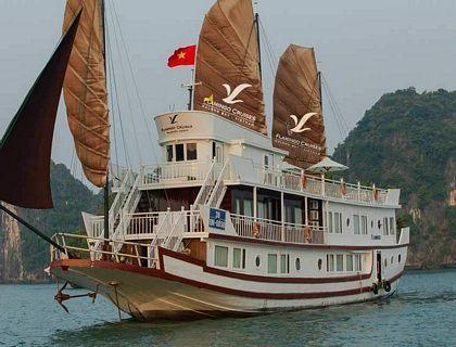 Halong Flamingo Cruise
