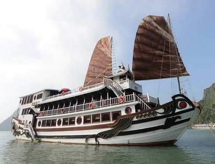 Royal Palace Halong Cruise