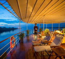 Top 10 Halong and Red River by RV Pandaw Cruise