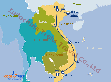Vietnam Family Holiday Tour - 15 days