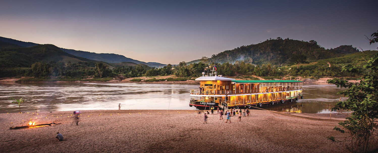 RIVER CRUISES To hidden Myanmar