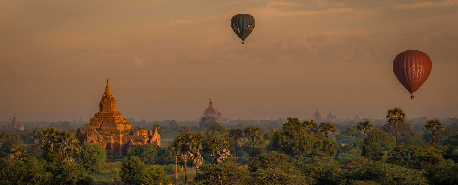 Myanmar Tour - ALL ABOUT MYANMAR