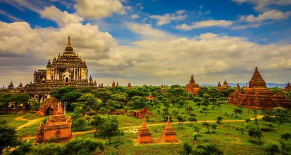 Myanmar Family Holidays